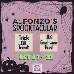It's here!  Alfonzo's Spooktacular 2021