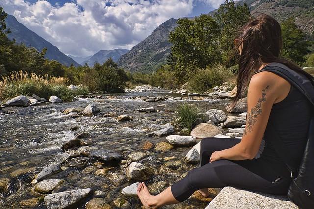 L'impetuosa calma di un fiume