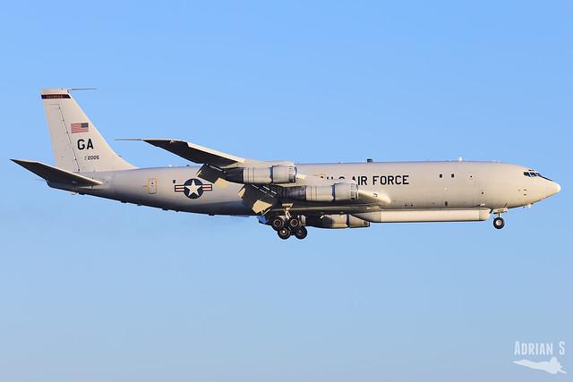 01-2005 E-8C Joint STARS   ETAR   08.10.2021