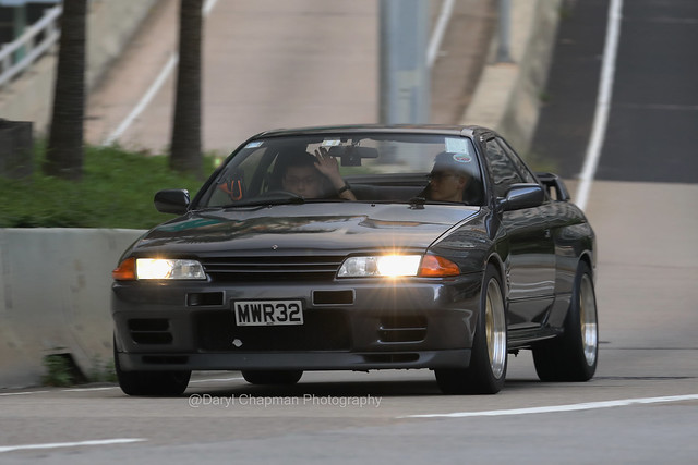 Nissan, Skyline GT-R R32, Shau Kei Wan, Hong Kong