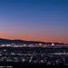 The Strip at Sunset, Las Vegas, 2021-10-15