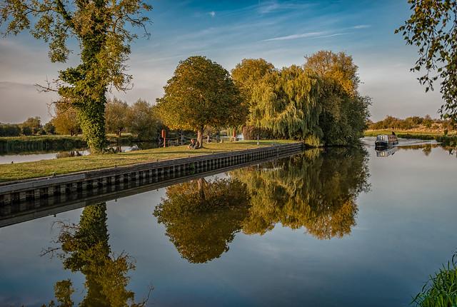 Dorchester on Thames - Day's Lock