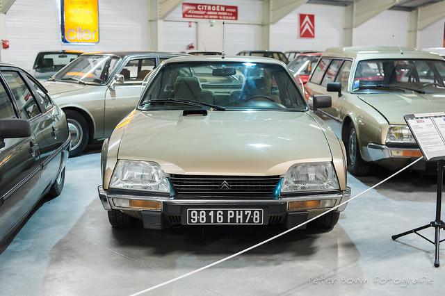 Citroën CX Athena - 1981