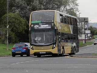 Go North East - 6336 - YX64VOO - GoNE20211973GoNorthEast