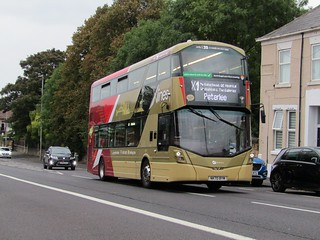 Go North East - 6371 - NK70BYM - GoNE20211929GoNorthEast