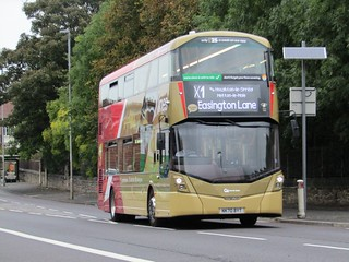 Go North East - 6375 - NK70BYT - GoNE20211925GoNorthEast