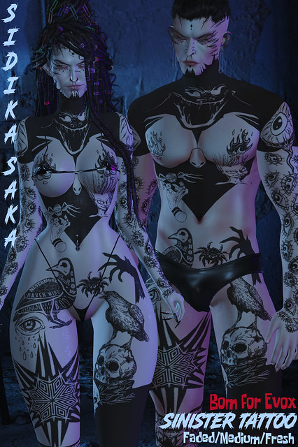 Snister Tattoo