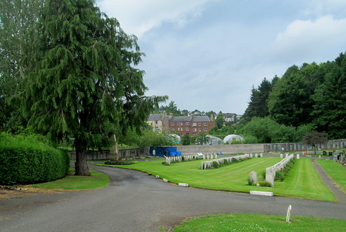 Polish War Graves, Jeanfield and Wellshill Cemetery,Perth