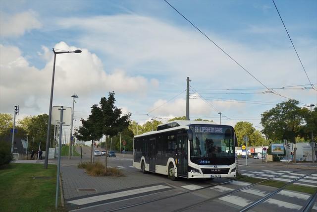 Man New Lion's City  -  Strasbourg, CTS