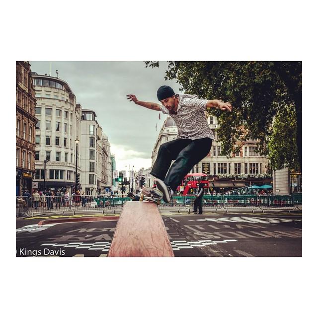 'Skate the Strand' London UK Sept 2021