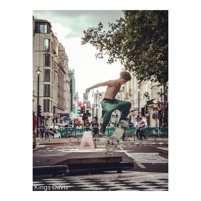 'Skate the Strand'  London UK 2021