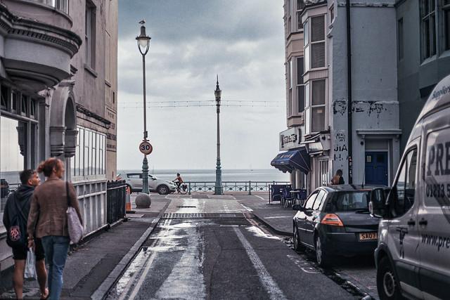 Brighton on Film - Road to the Sea