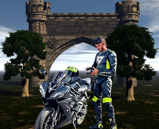 Rider guy