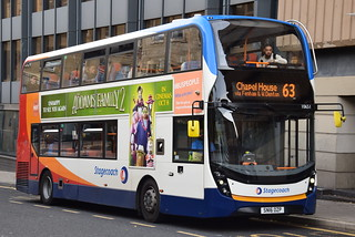 STAGECOACH NORTH EAST 10651 SN16 OZP