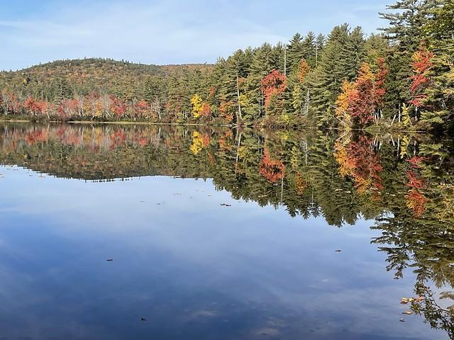 Lake Chocorua NH