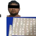 Los efectivos estatales lograron decomisar 113 dosis de narcóticos.