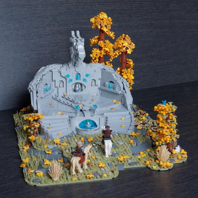The Moonbird Mausoleum