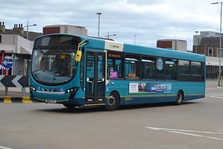 Arriva VDL SB200 1470 NK61CYC - Middlesbrough