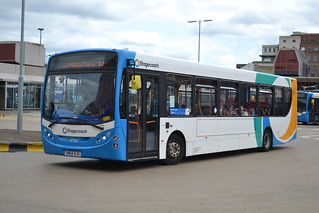 Stagecoach AD Enviro 300 27167 SN64OJS - Middlesbrough