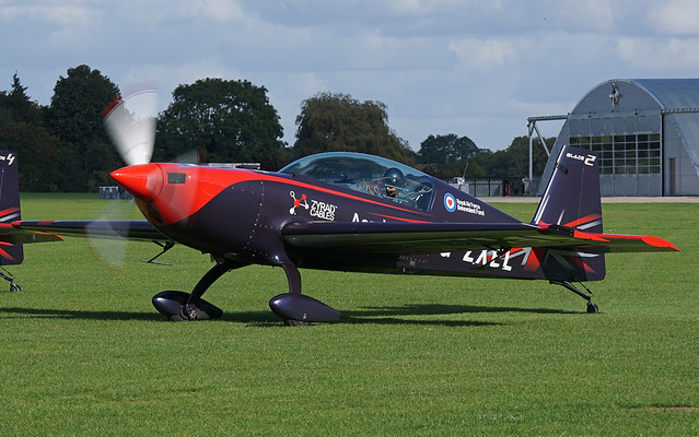 G-ZXEL Sywell 15-10-21