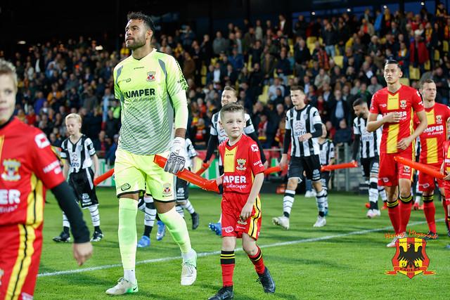 Go Ahead Eagles - Heracles 16-10-2021  4-2