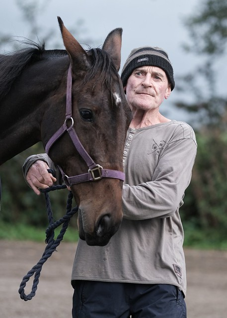 The Horse owner