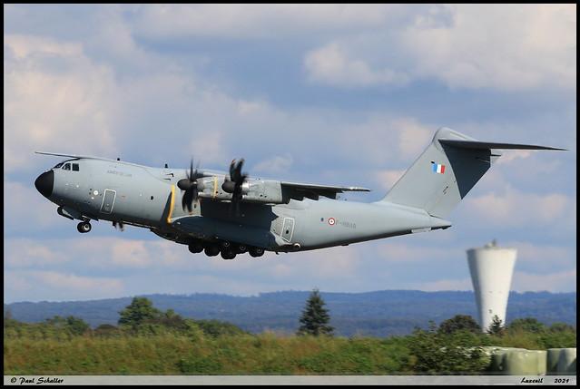 A400 M 0008 F-RBAB ET1/61 Luxeuil septembre 2021
