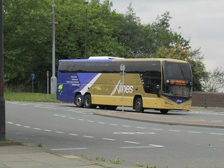 Go North East - 7153 - XL10NCL - GoNE20211891GoNorthEast