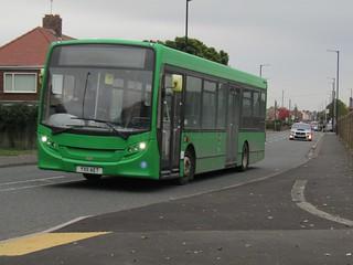 L & B Travel, Gateshead - YX11AET - INDY20211164UKIndy