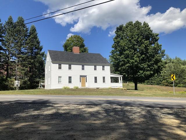 Daniel Webster Birthplace Sawyer House