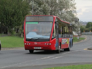 Go North East - 8306 - NK09FVG - GoNE20211956GoNorthEast