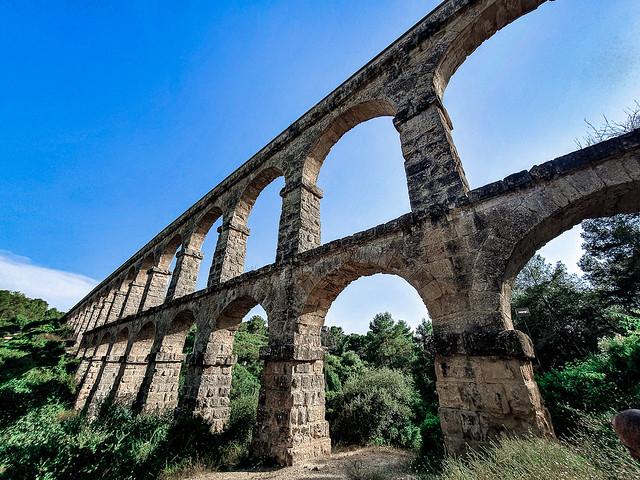 Pont del Diable (Tarragona).