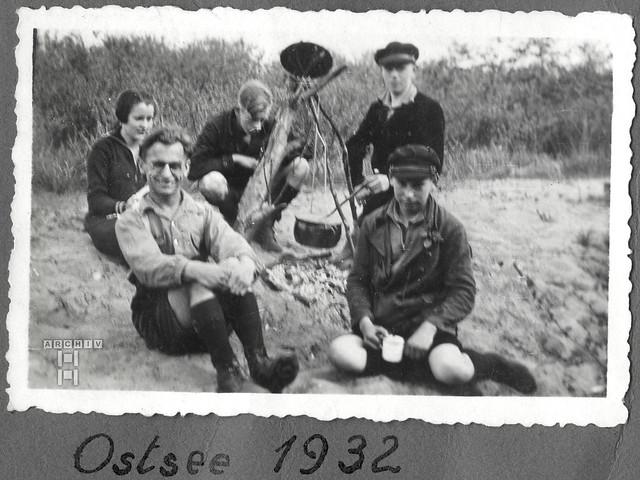 Archiv 25TappenAlbum13u18 Rudolf Frahm, Hamburg, 1927-1941