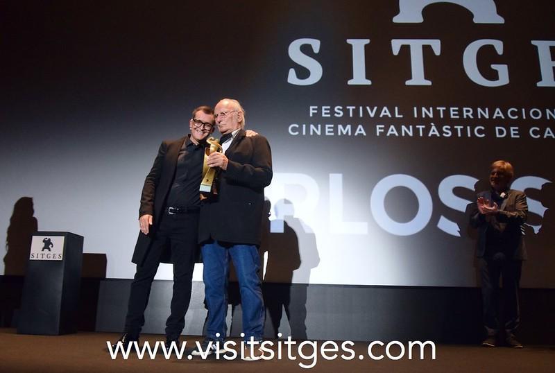 Sitges 2021 homenajea a Carlos Saura en la clausura y estrena su cortometraje 'Goya 3 de mayo'