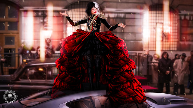 Cruella's Extravagance