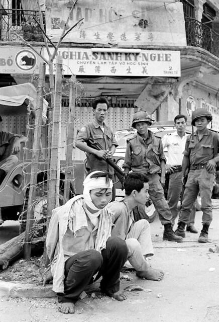 CHOLON Tet Offensive 1968