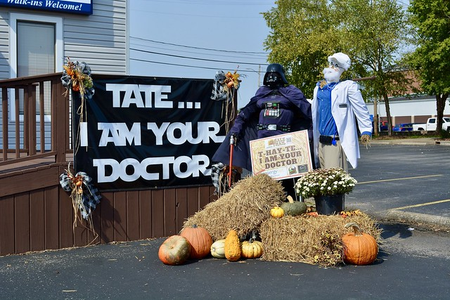 TATE... I am your doctor!