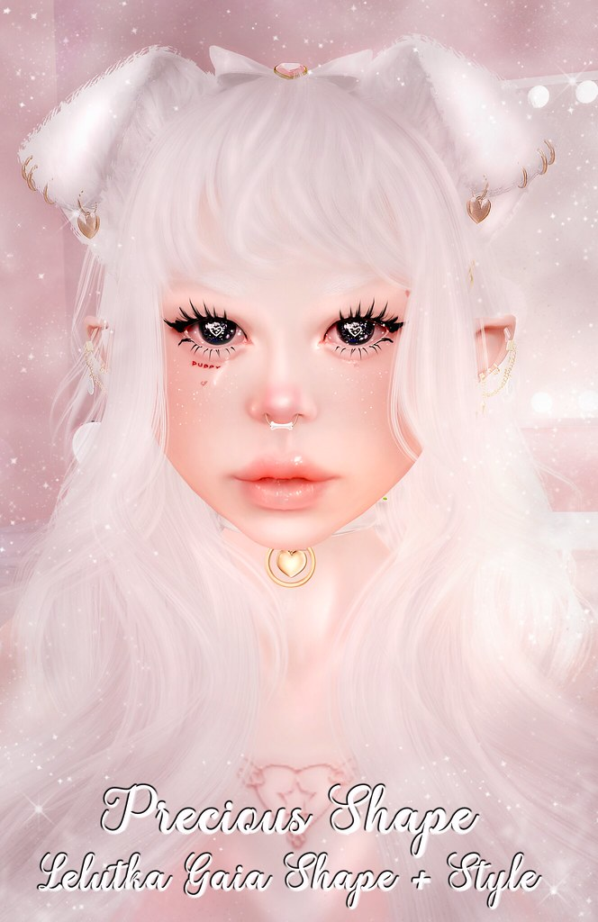 *Dreamn // Precious Shape (Lelu Gaia)*