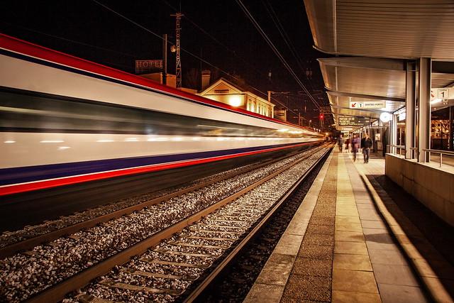 Train Station  -  Pombal  2011  -  N0773