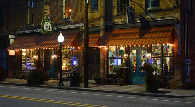 Martha Jane's Fudge Shop, The Peddler