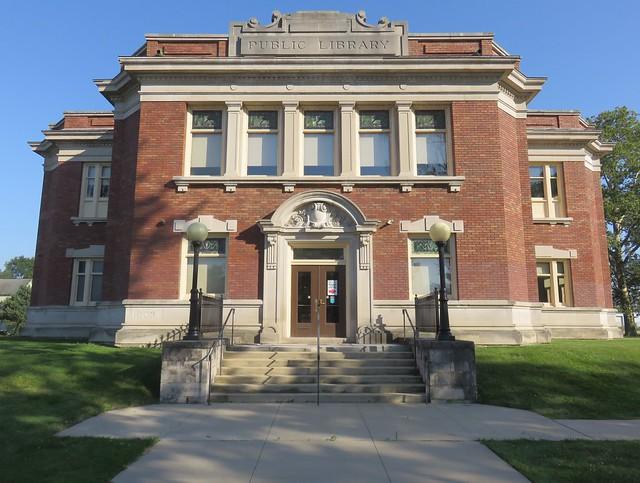 Old Carnegie Library (Lorain, Ohio)