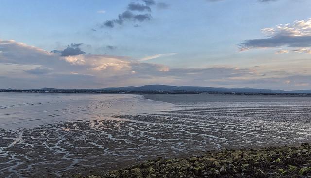 Dublin Bay, low tide