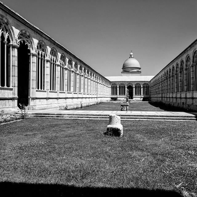 Il Campo Santo di Pisa