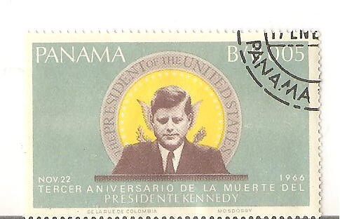 Stamps from Panama