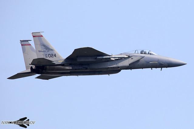 F-15C 80-0024 142nd FW / 123rd FS