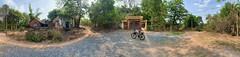 Bike with panorama
