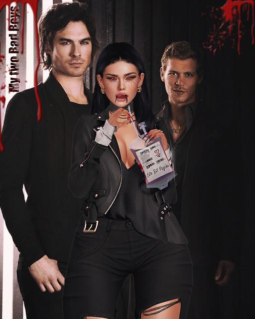 My Two Bad Boys♥  ( Damon & Klaus )