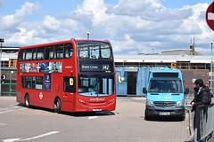 Bus vs Breadvan