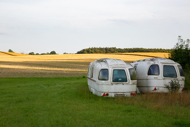 couple of trailers