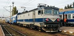 EA 655 with R 5505 Pau0219cani-Suceava Nord